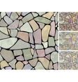 stonewalls texture vector image