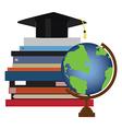 Education symbols vector image
