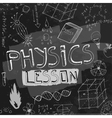 Physics Background 01 A vector image