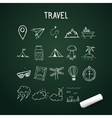 Universal Set of Doodle Icons doodle vector image