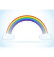rainbow 01 vector image