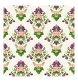Seamless wrapping paper pattern vector image