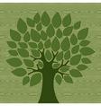 Eco friendly conceptTree vector image