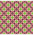 Seamless colorful retro pattern vector image vector image