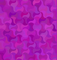 Purple abstract mosaic pattern background vector image