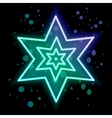 Neon backgraund vector image
