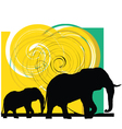Elefant Vector Image
