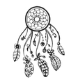 Hand drawn indian vector image