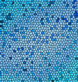 abstract mosaic gradient background of shades of vector image