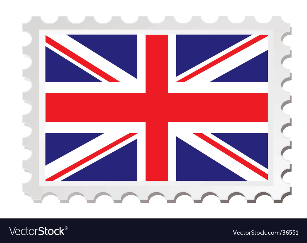 British card vector