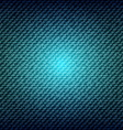 Blue jean denim texture background vector image