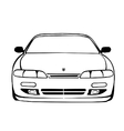 S14 vector image