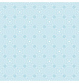 geometric shape background seamless pattern vector image