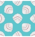 Abstract seamless pattern with hand drawn vector image
