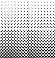 Abstract monochrome heart pattern background vector image
