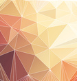 Abstract triangle polygonal background in eps vector image