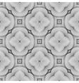 Design seamless monochrome striped pattern vector image