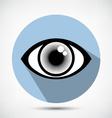 Open Eye Icon vector image