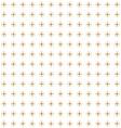 Golden Retro Pattern vector image vector image