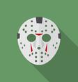 Jason mask vector image