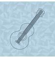 musical sound icon design vector image