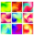 Abstract Blur Color Gradient Background vector image