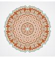 Ethnic Fractal Mandala vector image