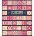 38 Seamless Patterns Background Collection - for vector image vector image