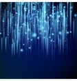 Abstract blue backgrounds EPS 10 vector image