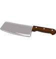 Knife set vector image