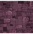 seamless background texture color stone wall vector image