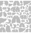 Background part of body3 vector image vector image