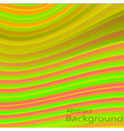striped colorful background for you design vector image