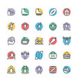 Fitness Cool Icons 3 vector image