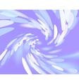 Abstract light vortex vector image