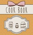 Cook icon design vector image