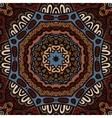 vintage ethnic seamless design vector image
