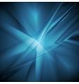 Bright blue concept elegant background vector image