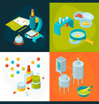concept pictures set of medicine and pharmacology vector image