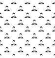 Doctor pattern simple style vector image