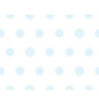 template for Christmas greeting seamless pattern vector image vector image