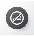 do not smoke icon symbol premium quality isolated vector image