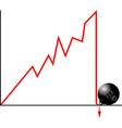 Debt concept vector image