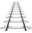 Rails 01 vector image