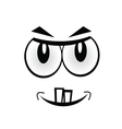 funny face part two vector image