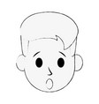 man icon image vector image