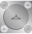 Hanger flat icon vector image