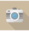 Camera app icon vector image