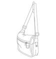 bag 02 vector image