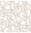 Leaves Background seamless vector image